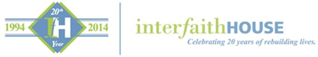 IFH 20th Anniversary logo